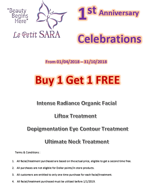 le-petit-sara- Apr to Oct Promo